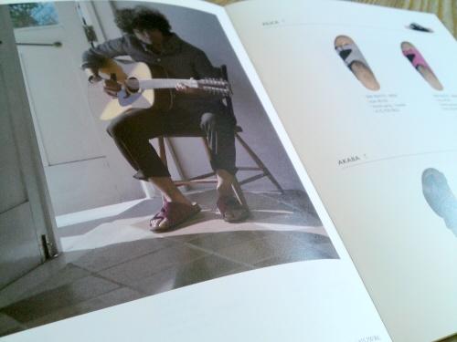 TATAMIのカタログ