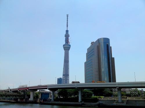 東京に出張・・・