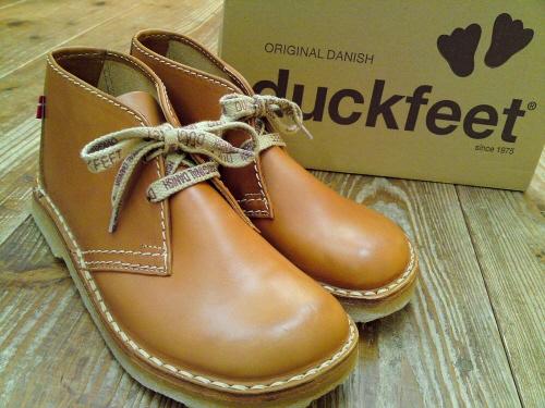 ダックフィート 〔duckfeet〕