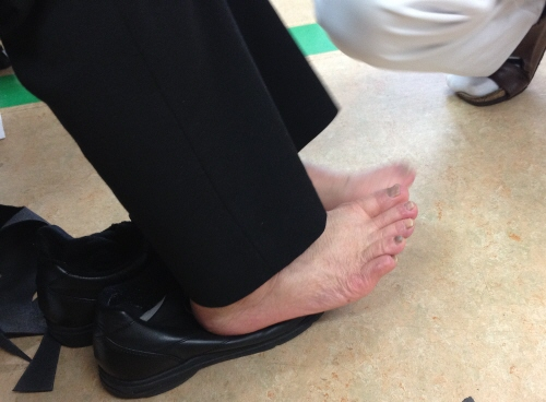 足や靴に関するお悩みありませんか