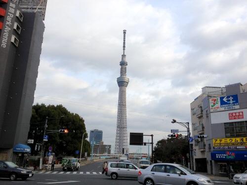 東京出張中・・・